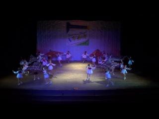 Поиграем, пошалим, образцовый ансамбль эстрадно-спортивного танца Виктория, Нефтекамск. Постановщик: Елена Кузьмина.