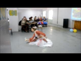 Ang laga de, Ram Chahe Leela - Алиса Соколова, Народный Ансамбль Индийского танца АНГИКА