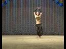 Танец с кинжалами.Отчётный концерт  14 июня 2014г.
