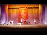 Утро понедельника. Студия эстрадного и современного танца АРТИШОКИ Ростов-на-Дону.