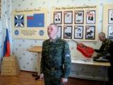 Армия, 2007 г., о. Новая  Земля, СПЕЦстрой  России, в/ч 34993