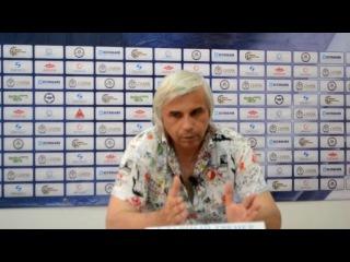 Алексей Петрушин о матче с «Атырау»