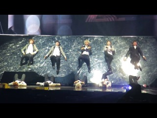 """[FANCAM D-1] 140601 @ EXO From. EXOPLANET: """"The Lost Planet"""" in HongKong @ My Lady (1)"""