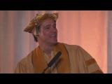 Джим Керри — Выступление перед выпускниками Университета Махариши 2014 (VO Rumble)