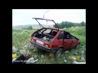 ЖИГУЛЬ - БАНДИТКА ДЕВЯТКА (ВАЗ 2109) BY SHUSHMANOFF 1