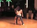 красивый танец - бачата! bachata (my version) ataca jorgie l