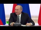 Путин В.В. о осетинских пирогах / Æз ♡ VL