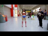 London Super Comic Con (LSCC) 2014 - Cosplay Music Video.