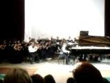 Арсений. Выступление с тамбовским симфоническим оркестром