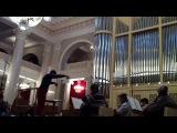Концерт композитора Игоря Вдовина 16 мая 2014 г Большой зал спб филармонии прелюдия из фильма Гарпастум