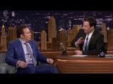 Fallon - 2014.04.11 - Nicolas Cage, Emily VanCamp, (Kiss)