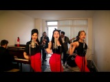 Burn - Vintage '60s Girl Group Ellie Goulding Cover with Flame-O-Phone
