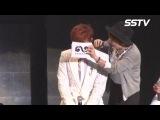 [OFFICIAL] 140521 1.2.3 SHOWCASE IN KOREA │ Sunggyu cute