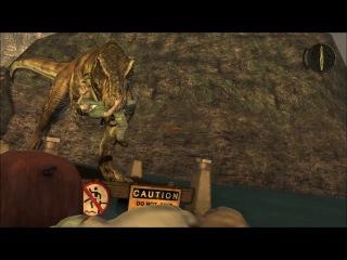 Jurassic Park The Game Ending #3