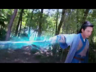 古剑奇谭 Gu Jian Qi Tan Swords of Legends Legend of the Ancient Sword,трейлер