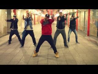 [dance]  hey crew  (jay) - ace hood (bout' me)