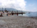 The Black Sea. Yalta.