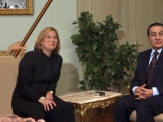 Hosny Moubarak le traitre allié des sionistes