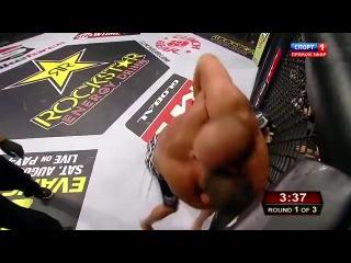 проигрыш Федора Емельяненко vs Dan Henderson полный бой HD 720p Спорт 1