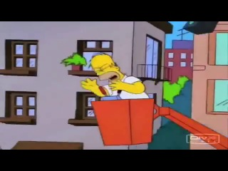The Simpsons-Many D'ohs of Homer
