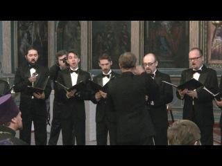 Праздник Всех вологодских святых и фрагмент концерта в Софийском соборе
