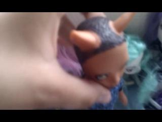 моя коллекция кукол монстр хай винкс и принцессы