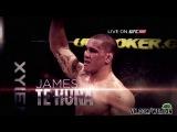 Fight Night Auckland- James Te Huna vs. Nate Marquardt
