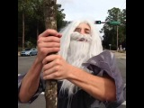 ''YOU SHALL NOT PASS!'' Contest Win a vid chat w me & a GS3! Create a fun--scary Halloween vine. Use #breakfree & #VirginMobile  (Marcus Johns VINE)