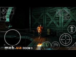 DOOM 3 (обзор на Андроид) - mob.ua