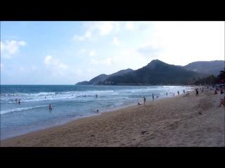 Пляжи о. Самуи