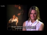 H Stana Katic του Castle μιλά στο TLIFE (RusSub)