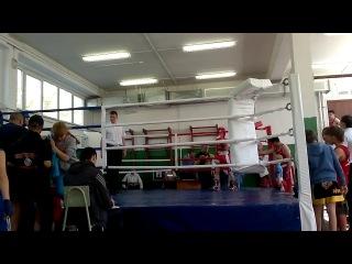Бокс  Александр Маматов