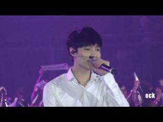 [FANCAM] 140524 EXO - Lucky (Lay focus) @ EXO FROM EXOPLANET #1 – THE LOST PLANET – in HONGKONG