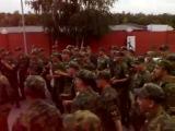 как мы пели песни в армии(в,ч 6760,16 отряд спец-назначения СКИФ)