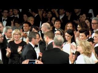 Овации на премьере фильма Бродяга в Каннах 2014