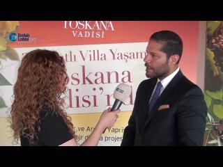 Ozan Balaban Toskana Vadisi'ni anlatıyor