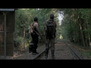 Трейлер 5 сезона сериала Ходячие мертвецы в озвучке LostFilm