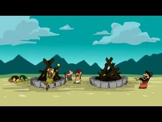 Илия и пророки Ваала -  Короткометражый мультик по мотивам Библии