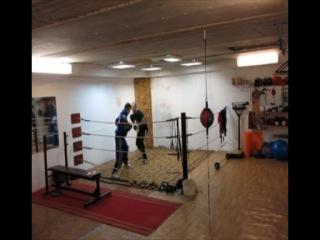 Pospolita Boxing Gym