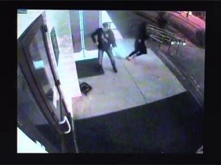 Мразь напала на девушку возле банкомата в Минске