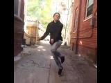 Когда танцуешь, как это представляешь ты и как это видят другие