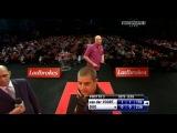 Vincent van der Voort vs Dylan Duo (PDC World Darts Championship 2010 Round 1)