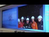 27.06.2014-Видеоконференция с буровой платформой Беркут.(Дата-27.06.2014г.Источник-президент.рф)