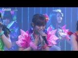 NMB48 140416 N3 LOD 1830 (N3 senshuuraku - Maachun sendoff) (Part 3)