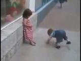 Пикап по детски Мастер класс по знакомству с девушкой на улице <3
