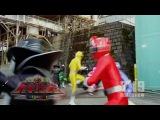 Ressha Sentai ToQger: The Movie / Kamen Rider Gaim: The Movie [Official Trailer] [720p]