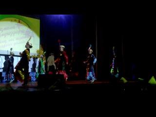 Уйгурский танец Нарғыз