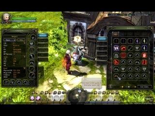 [Обзор] Dragon Nest [Chainese] #1 Начало Игры на Приват Сервере