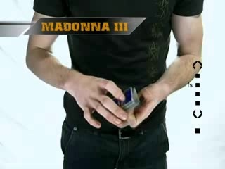Madonna 3 :: The System :: Dan & Dave :: (кардистри, cardistry, флориши)
