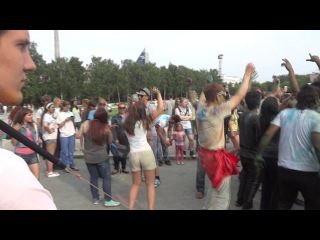 фестиваль Холи 28.06.14 Танцы под индийские песни.